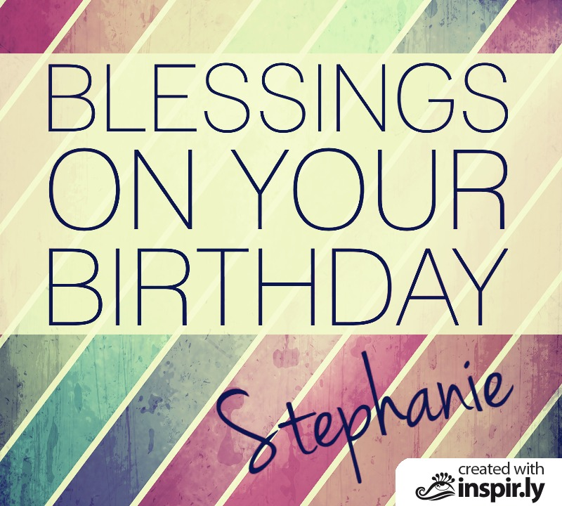 Birthday-Blessings on your birthday